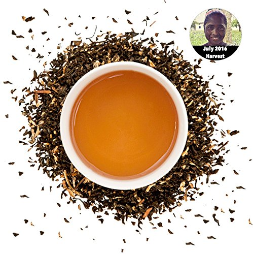Vintage Earl Grey by Ghograjan Tea Estate - Loose Leaf Blend Direct From Assam India Plantation (7 oz) (Camellia Sinesis Extract compare prices)