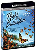 IMAX: Flight Of The Butterflies (4K UHD / 3-D Bluray) [Blu-ray] from Shout! Factory