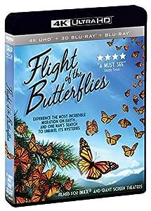 IMAX: Flight Of The Butterflies (4K UHD / 3-D Bluray) [Blu-ray] from Shout! Factory