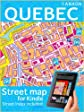 Map of Quebec (Maps of Canada)