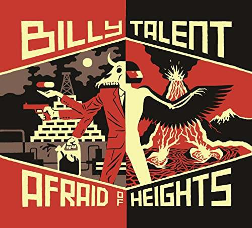 Billy Talent - Afraid Of Heights (2xcd Deluxe Edition) - Zortam Music