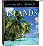 Islands Page a Day Gallery 2015 Desk Calendar