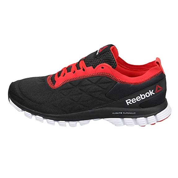 ca04c4890859 Reebok Men s Sublite Super Duo 3.0 Running Shoes  Buy Online at Low Prices  in India ...