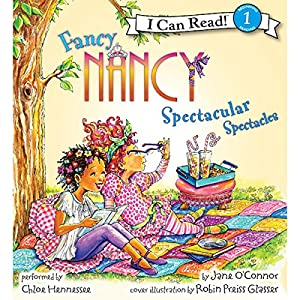 Fancy Nancy: Spectacular Spectacles Audiobook