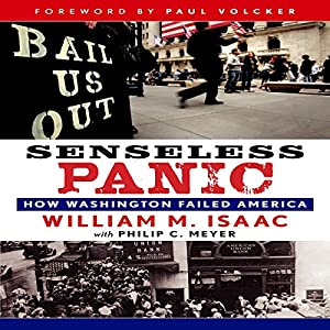 Senseless Panic Audiobook