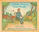 A Picture Book of Louis Braille (Picture Book Biographies) (0823412911) by Adler, David A.
