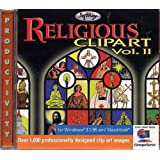 Religious Clipart Vol 2 (Jewel Case)