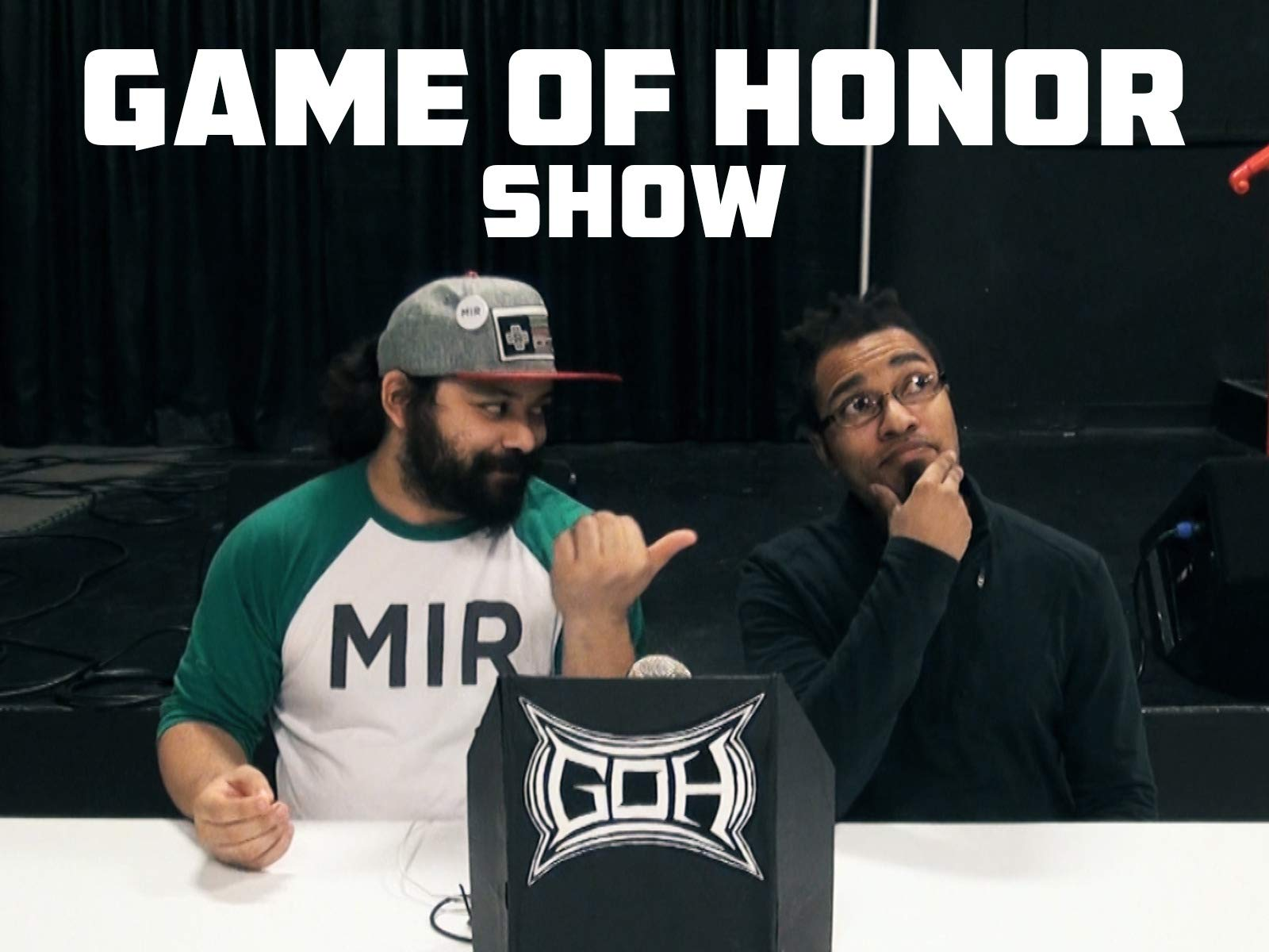 Game of Honor Show on Amazon Prime Video UK