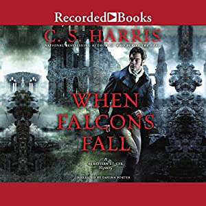 When Falcons Fall Audiobook