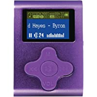 Mach Speed Eclipse 4GB MP3 Player (Purple)