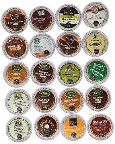 20 Count K Cup For Keurig Brewers Decaf Coffee 20