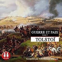 Guerre et Paix 3 | Livre audio Auteur(s) : Léon Tolstoï Narrateur(s) : Éric Herson-Macarel