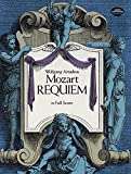 img - for Requiem in Full Score (Latin Edition) book / textbook / text book