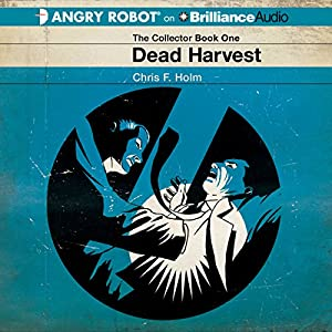 Dead Harvest Audiobook