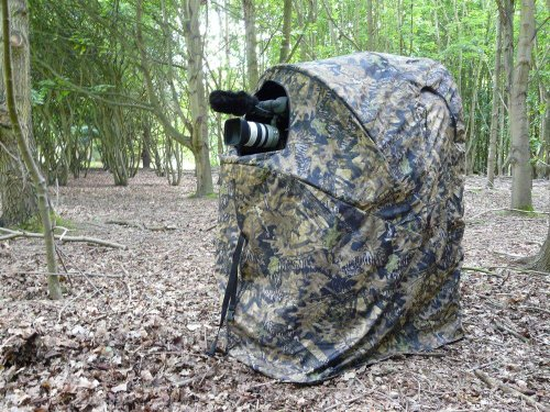 Photographers Two Man Chair Hide