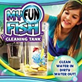 Amazing Fun Fish Cleaning Tank Fish Aquarium