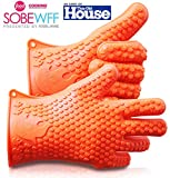 Dealsmountain.com: Ekogrips Max Heat Resistant Grilling Gloves - Leading Brand Cooking Gloves For Pitmasters and Celebrity Chefs - Custom Designed In USA - 3 Sizes