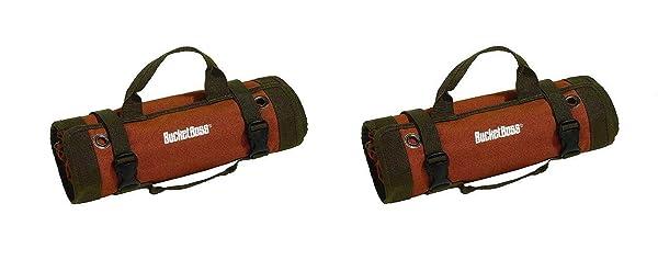 Bucket Boss Super Roll Tool Roll, 74004 (Pack of 2) (Tamaño: Pack of 2)