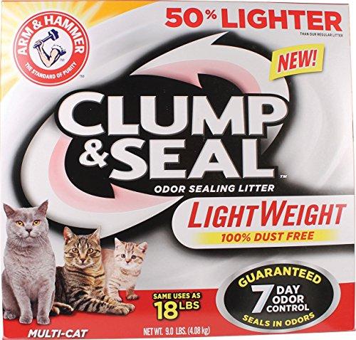 arm-hammer-clump-seal-lightweight-litter-multi-cat-9-lbs