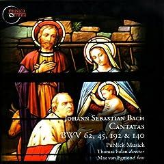 Nun komm, der Heiden Heiland, BWV 62: VI. Choral: Lob sei Gott, dem Vater ton