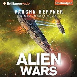 Alien Wars Hörbuch
