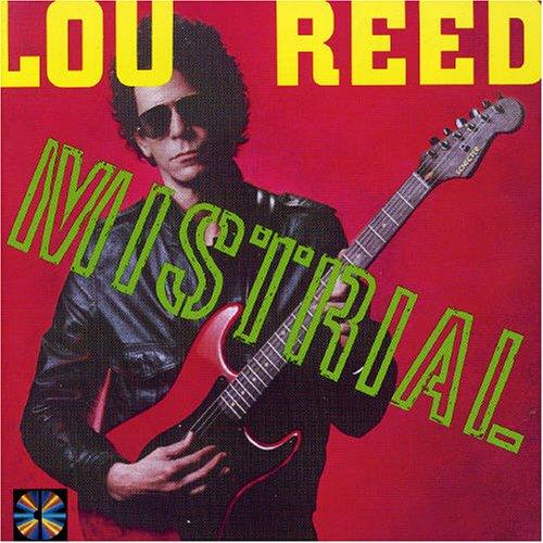 Lou Reed - Mistrial - Zortam Music