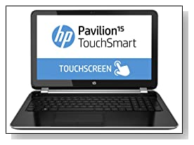 HP 15-d053cl TouchSmart 15.6 inch Notebook Review