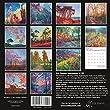 2017 Fine Art Impressionism Calendar - Erin Hanson: Landscapes in Oil