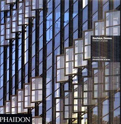 Dessau Aid Bauhaus (Architecture in Detail) (Phaidon Architecture In Detail compare prices)