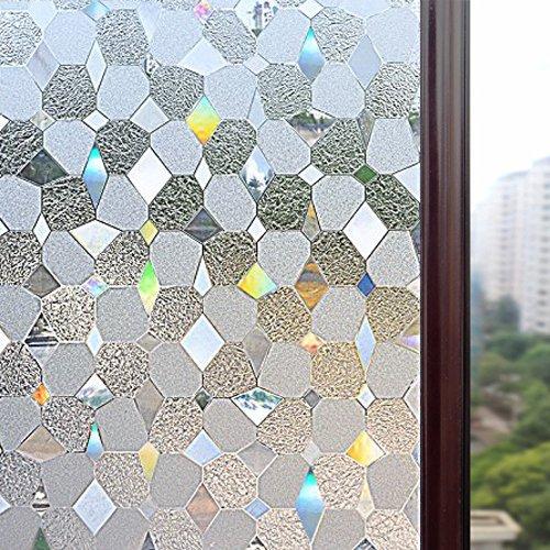 rabbitgoofresnel-lens-film-de-fenetre-3d-non-adhesif-electrostatique-decoratif-residentiel-intimite-