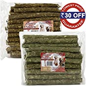 Spectrum Group Pack Of Chicken & Natural Chew Sticks For Dogs, 80 Sticks