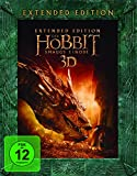 Image de The Hobbit: The Desolation of Smaug (Extended Edition) - 5-Disc Box Set with Barrel Ride Statue (3D & 2D) (+ UV Copy) [ Blu-Ray, Reg.A/B/C Import - Ge