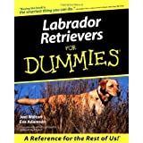 Labrador Retrievers for Dummies (Howell dummies series)by Joel Walton