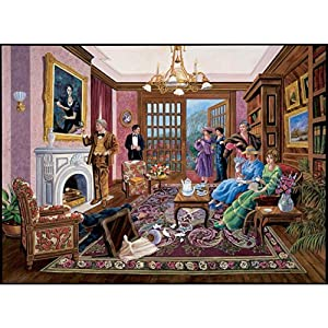 Bits and Pieces, Murder at Bedford Manor, 1000 Piece Puzzle