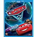 Cars 2 [Blu-ray + DVD] (Bilingual)