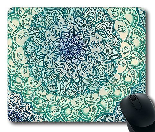Creative Painting Custom Rectangle Mouse Pad Oblong Gaming Mousepad in 220mm*180mm*3mm (9