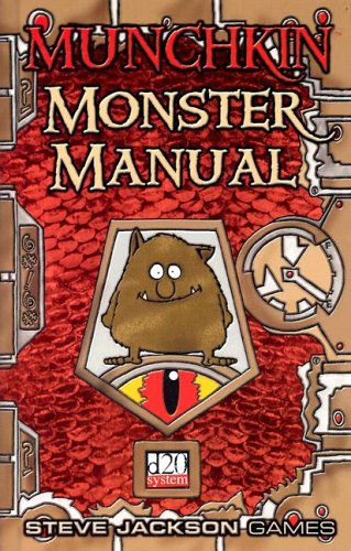 Munchkin d20 Monster Manual (D20 Generic System)