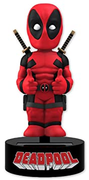 Figurine branlant Deadpool Body Knocker