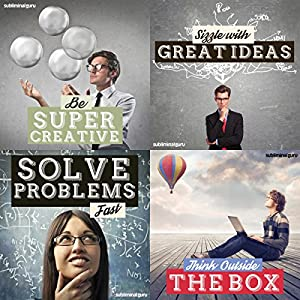 Creative Thinking Subliminal Messages Bundle Speech