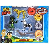 Wild Kratts, Activate Creature Power, Runners Set