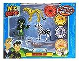 Wild Kratts, Activate Creature Power, Runners 4-Pack Figure Set
