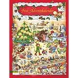 """Pixi-Adventskalender: mit 24 Pixi-B�chern, Hochformat mit Glitzervon """"Dorothea Tust"""""""