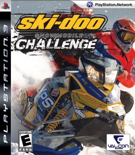 SkiDoo Snowmobile Challenge