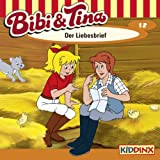 img - for Der Liebesbrief (Bibi und Tina 12) book / textbook / text book