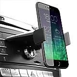 Koomus CD-Air Pro Universal Smartphone Car Mount Holder Cradle for CD Slot (Color: Black)