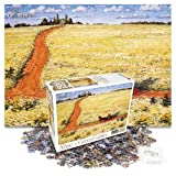 Anne of green gables Jigsaw Puzzle - 500pcs Gold Field