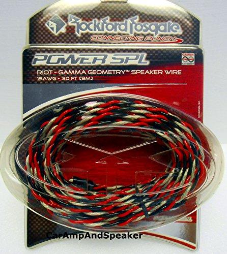 Rockford Fosgate Rp2095 30Ft. Speaker Wire
