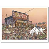 Legend of Korra: Geof Darrow Art Print