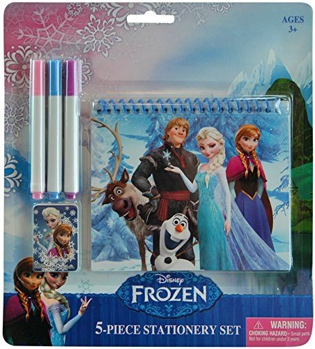 Disney Frozen Stationary Set - 1
