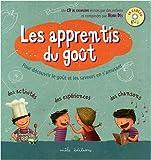 echange, troc Laurence Schmitter - Les apprentis du goût (1CD audio)